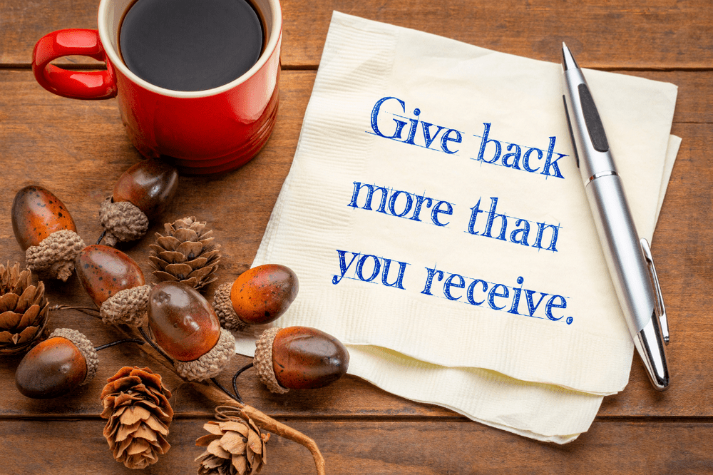 It's The Giving Season!