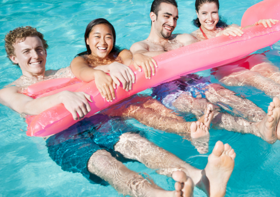 Have Fun in the Sun During Your July 4th Vacation!