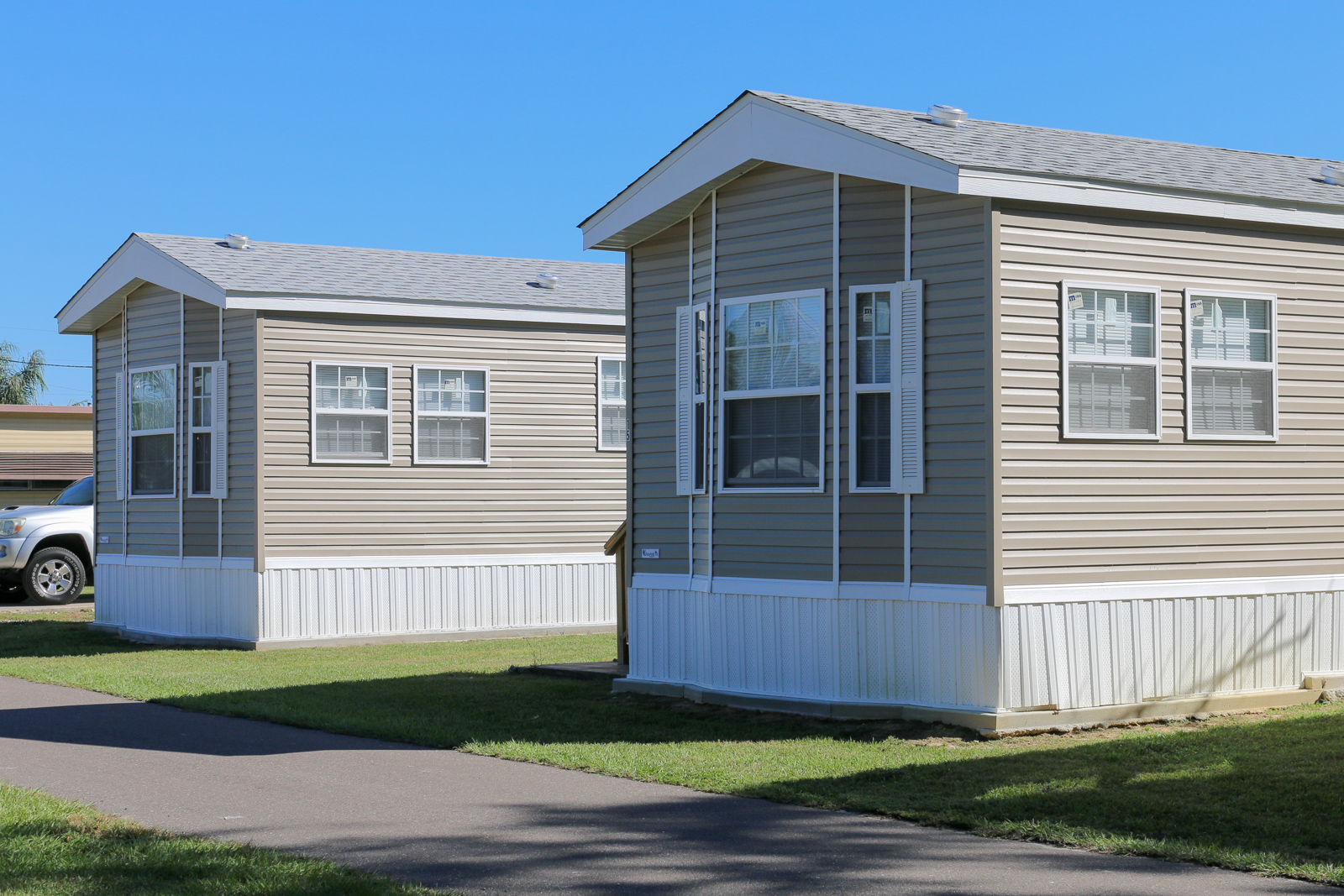 Mobile Homes Are Filling the Affordable Housing Gap